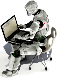 Computer EmployeeBot
